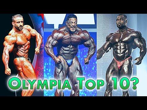 Mr Olympia 2019