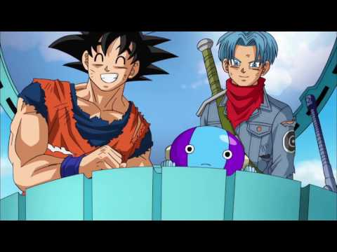 TWO ZENO'S?? Future Zeno and Present Zeno became friends after Goku's promise!