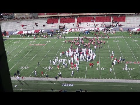 Florida Atlantic vs Western Kentucky Football | Life of a Color Analyst