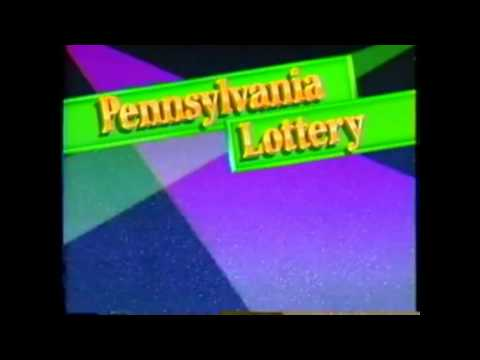 Pennsylvania Lottery classic jingle