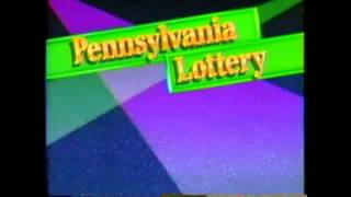 Pennsylvania Lottery classic jingle