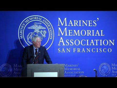 2018 The Heavy Water War, 75 Years On  Brigadier Retd. Roderick Macdonald MBE  Full Length