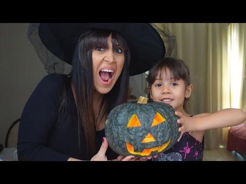Halloween party decorations ideias Carved Pumpkin Jack-o'-lantern