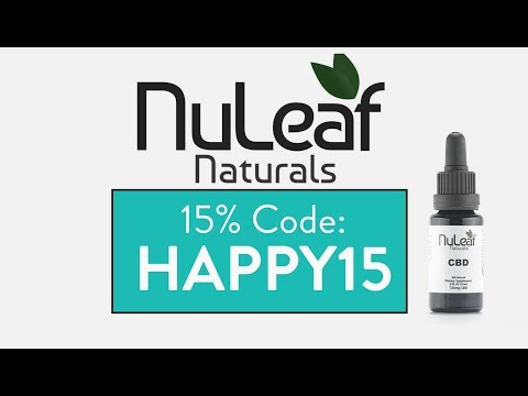 Nuleaf Naturals Coupon Code | Get 15% off with code HAPPY15