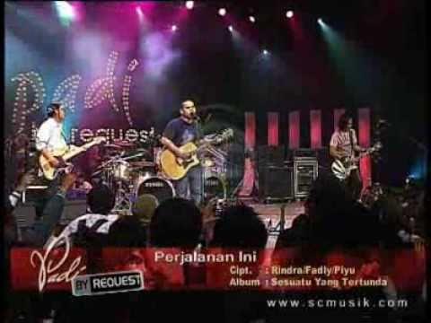 Padi - Perjalanan Ini (live)