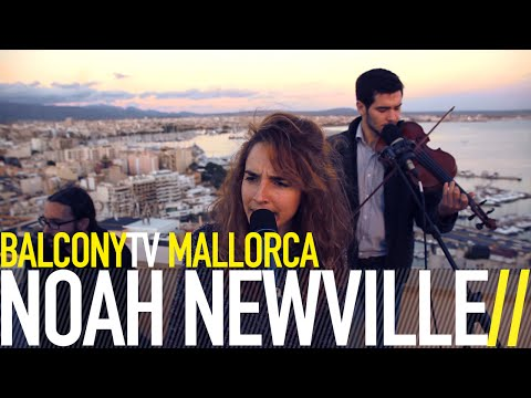 NOAH NEWVILLE - A NEW SONG (BalconyTV)