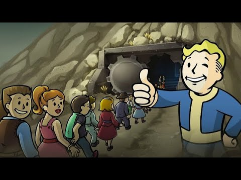 Fallout Shelter - What The Random Sounds Mean/Free Caps Opportunity