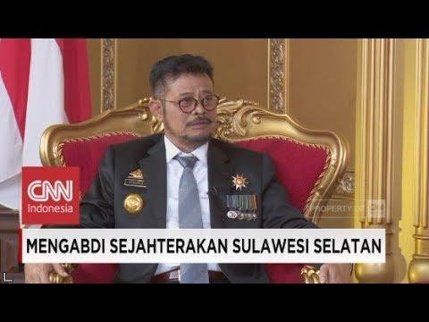 Suka Duka Syahrul Yasin Limpo Pimpin Sulawesi Selatan