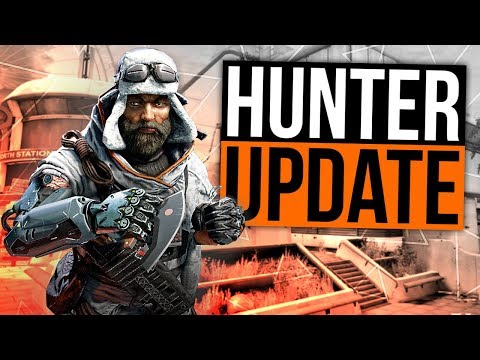 Dirty Bomb | The Hunter Update & Cobalt Hunter Crafting
