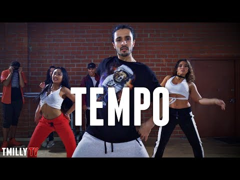 Tempo - Chris Brown - Choreography by Alexander Chung - Filmed by #TMillyTV
