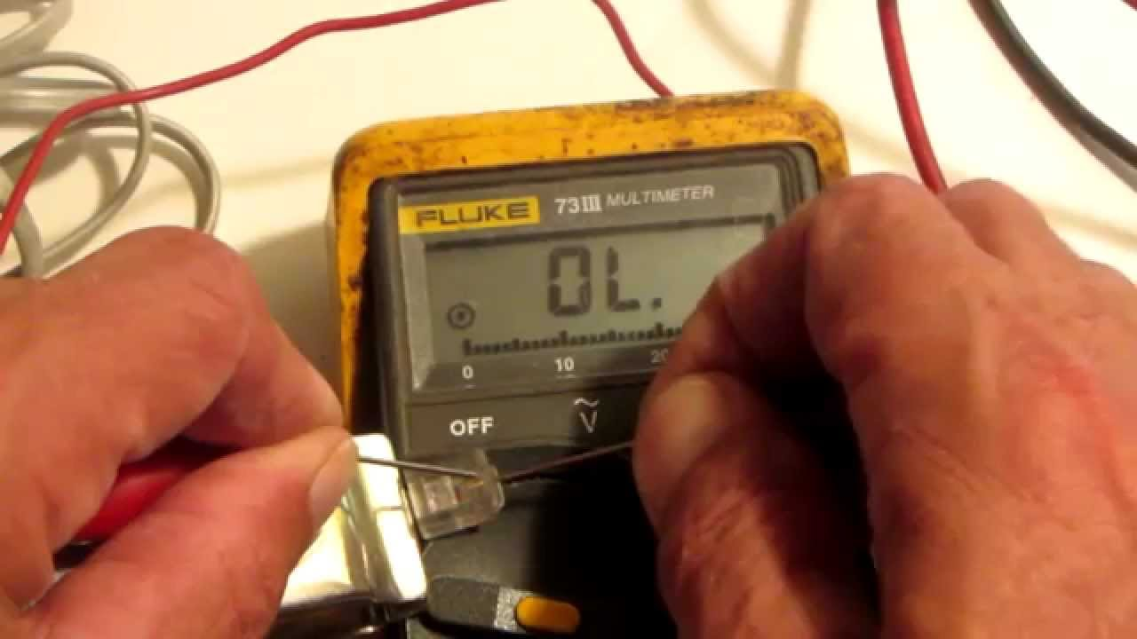slow internet noise on your home phone use a multi meter to check it youtube [ 1280 x 720 Pixel ]
