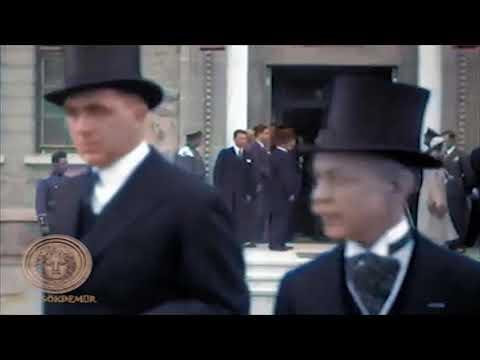 1933 - Cumhuriyet'in 10.Yıl Kutlamaları Ve  İsmet İnönü ile Kemal Atatürk'ün Söylevleri