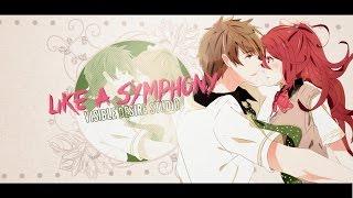 ❝ Vɪsɪʙʟᴇ♢Dᴇsɪʀᴇ ❞ ● Like a Symphony
