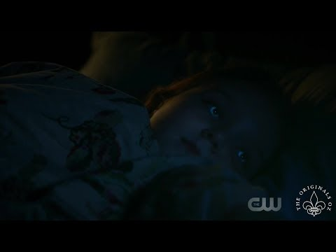 The Originals 4x11 ENDING: Klaus puts 'Hope' to bed. The Hollow is possessing Hope
