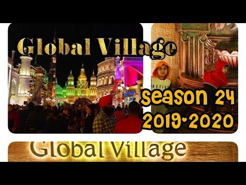 Global Village Dubai 2020 (Part 1) Season 24 / Restaurant and Pavillion Highlights