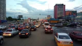 . Москва. Поездка на двухэтажном автобусе(, 2017-06-19T21:17:12.000Z)