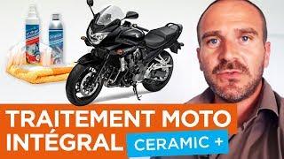 PROTECTION MOTO ULTIME avec le traitement CERAMIC NANOPROTECTION