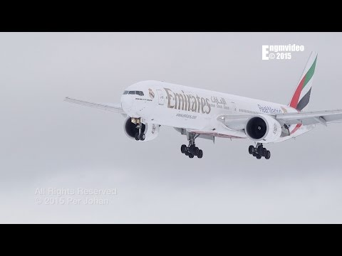 Emirates Boeing 777-300ER Real Madrid livery