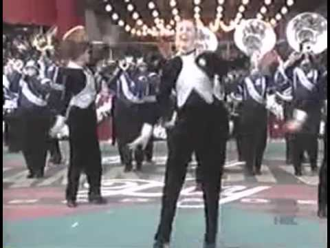 Stone High School Marching Band Macy's Parade 2002