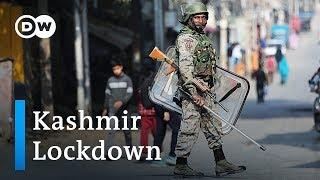 European far-right politicians tour Kashmir   DW News