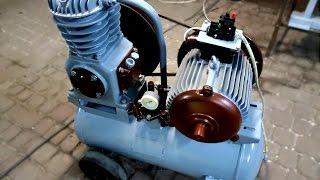 Dangasa bo'lish keyin tiklash, ta'mirlash BILAN-243 ( CO-7B ) 5 yil ( kompressor ta'mirlash SHUNDAY 7B )