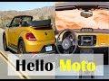 Top  2017 Volkswagen Beetle Dune Drive Far From Baja - Hello Moto