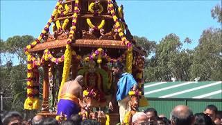Chariot Festival 2017 Helensburgh Venkateswara Temple