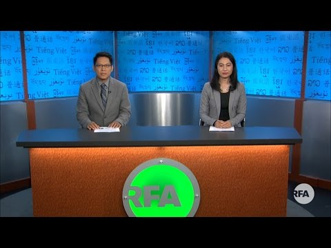 RFA Burmese TV April 24, 2017