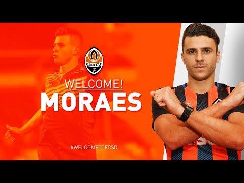 FC Shakhtar Donetsk: Добро пожаловать в Шахтер, Жуниор Мораес!