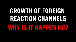 The Real Truth About Foreign Reaction Channels!