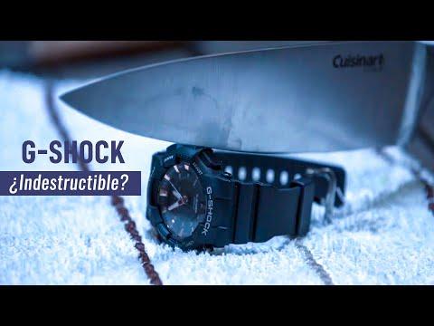 Destruyendo Un G-SHOCK | Klokker