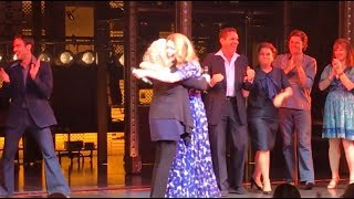 Carole King surprises Melissa Benoist | BEAUTIFUL - THE CAROLE KING MUSICAL