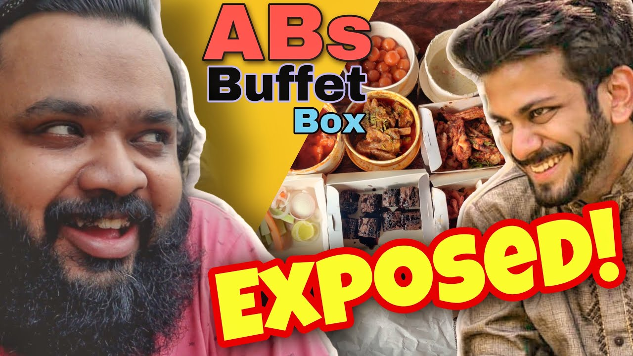 Had To EXPOSE Absolute Barbecues Genie's Box For @TheLazyBong ? | ₹999 Genie's Buffet Box Review