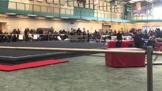 Nathan 2016 IL State Meet - Level 6 -Floor