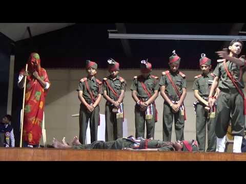 Patriotic Drama By Songadh Ashram Students