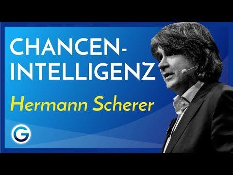 Lass los, nutze dein Potenzial // Hermann Scherer