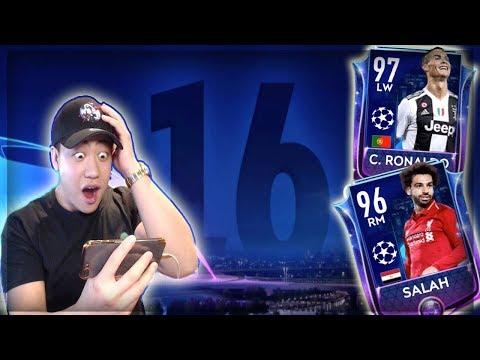 FIFA Mobile 19 Champions League Bundle Opening!! 97 OVR RONALDO!! thumbnail