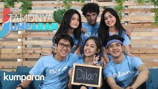 Trivia - Cast 'Dilan 1990' | #Tamunyakumparan