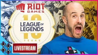 CESARO plays LEGENDS OF RUNETERRA!