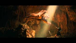 HERCULES | The Lion Film Clip | International English | Paramount
