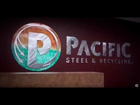 Steel and Metal Recycling | Pacific Steel & Recycling