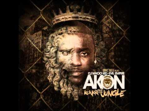 Akon - Salute 100 Yall feat Fabolous & Money J (Konkrete Jungle)