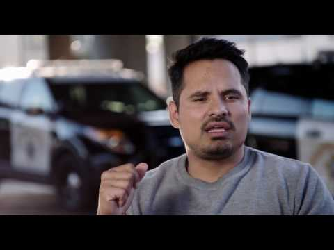 CHIPS  Michael Pena interview