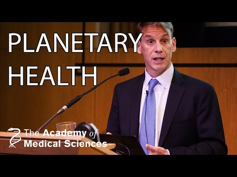 Planetary health: protecting global health on a rapidly changing planet | Dr Sam Myers