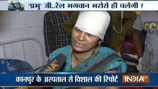 Kanpur Train Accident: Victims Narrate How the Accident Took Place