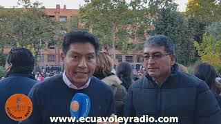 EVENTO VIRGEN DE EL QUINCHE, MADRID