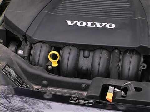 Тест-драйв компактного городского седана Volvo S40