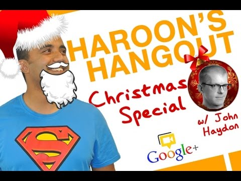 Biggest Social Media Fails 2014 - Haroon's Hangout, Christmas Special