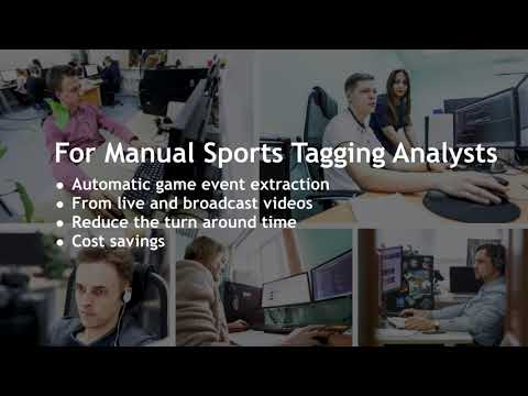 Use cases of SETA- Sports Event Tagging Automation