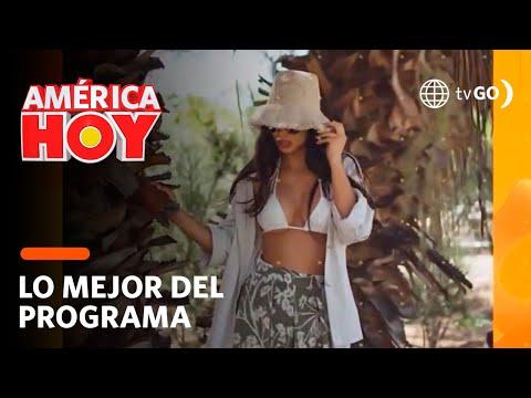 América Hoy: Ivana Yturbe confirmó con esta que esta embarazada? (HOY)